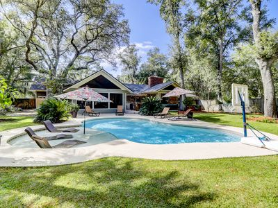 Photo for 8 Hickory Lane a beautiful island home has everything for the perfect getaway