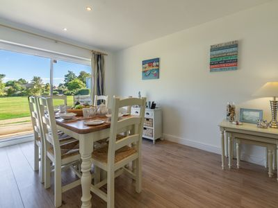 Photo for Three-bedroom, two-storey family house with an open plan living area