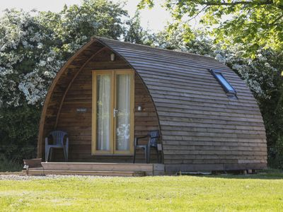 Photo for Badger's Holt - One Bedroom Camping, Sleeps 4