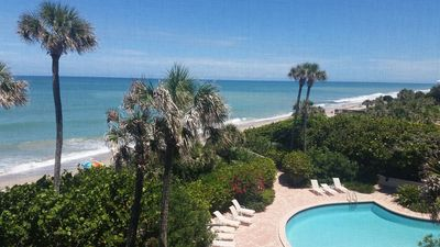 Photo for Enjoy Stunning Oceanfront Views From Your Stylish Top-Floor Condo