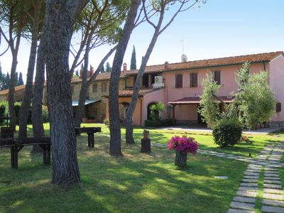 Photo for Apartment Agriturismo Casavecchia (SUV141) in Suvereto - 6 persons, 2 bedrooms