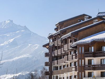 Photo for Back skier at the foot of the Gd Domaine de Valmorel with parking and lift