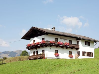 Photo for Bright Holiday Home in Saalbach with Mountain View
