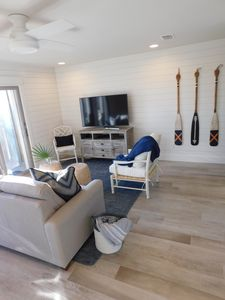 """Photo for """"It's A Shore Thing"""" - Completely Remodeled Inlet Beach Condo steps from beach"""