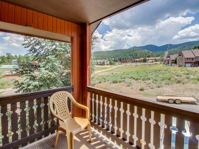 Photo for NEW LISTING! Renovated slope-side condo - close to ski, hike, kayak & fish!