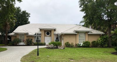 Photo for NEW LISTING,  UNLIMITED GOLF in Private Community, Venice FL