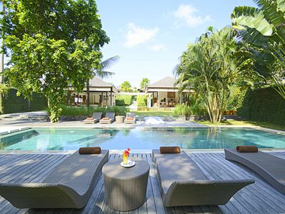 Photo for 5BR Canggu Luxury Villa Near Echo Beach!