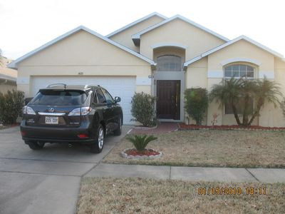 Photo for Disney Villa  4 bedrooms and 3 bathrooms.