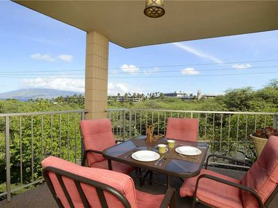 Photo for Haleakala Shores B-407 - 2 Bedrooms, 4th Floor, Ocean View, Pool