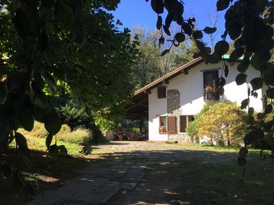 Photo for 3BR Chalet Vacation Rental in Comabbio