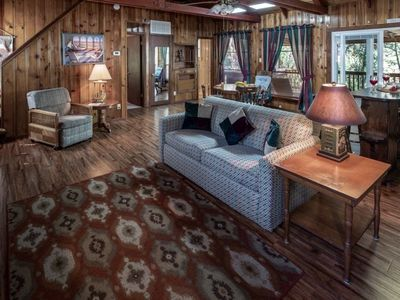 Photo for Petty Cabin - Two Bedroom Cabin