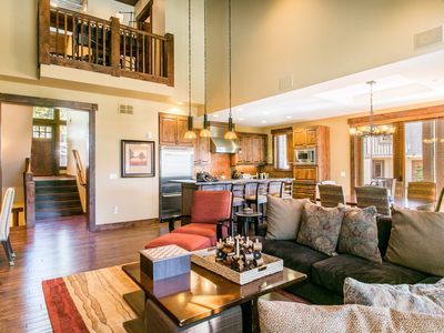 Photo for 4BR Townhome Vacation Rental in Truckee, California
