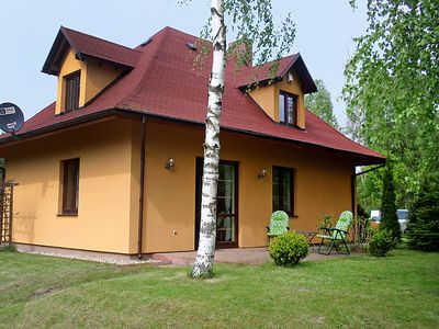 Photo for Vacation home Borowikowa  in Sasino, Baltic Sea ( Poland) - 6 persons, 3 bedrooms