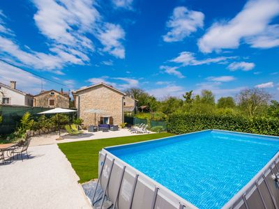 Photo for Beautiful pool Villa in the centre of Istria