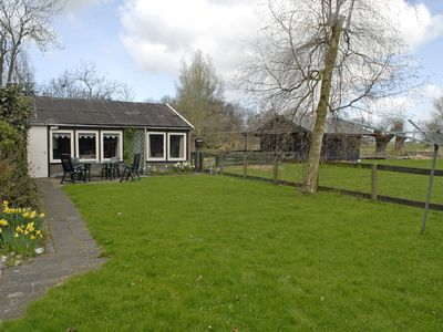 Photo for Rustic and child friendly apartment in the open, Schoorl (municipality Bergen)