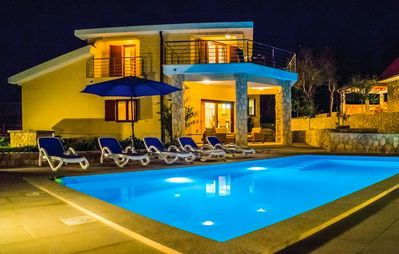 Photo for ctim247/ Holiday home with a private pool im Imotski- Makarska, up to 8 persons, wi fi, AC, children's playground, wine cellar