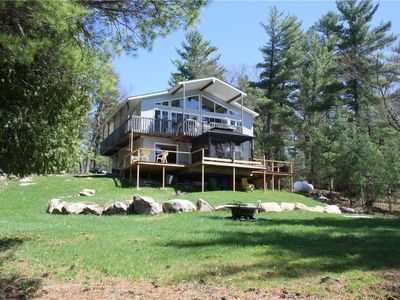 Photo for Cle's Hurd's Lake Front Cottage for rent in Calabogie Ontario
