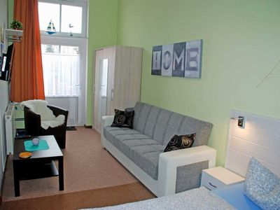 Photo for 1-room apartment 12 - F-1102 The cottage on the Baltic Sea beach
