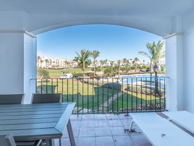 Photo for 2 Bedroom apartment on La Torre Golf Resort. Murcia Vacations MO24