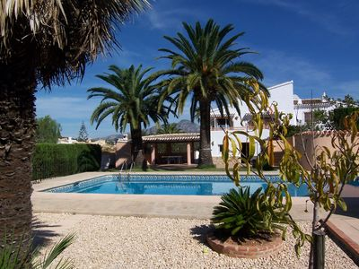 Photo for Two Bedrooms, Private Pool, Near Golf Course. Free WiFi