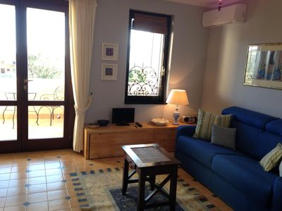 Photo for Delightful studio, Porto Istana sea view.