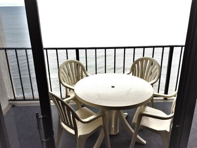 Photo for Oceanfront Condo Bright/Delightful  2bd 2ba Family Friendly Building