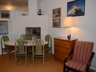 Photo for 1BR Apartment Vacation Rental in Flaine