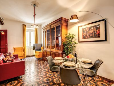 Photo for NAVONA Bernini's haven classic apartament