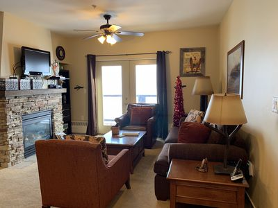 Photo for Year Round Colorado Playground! Slope Side Luxury Ski in/out Hot Tub/Pool, Wifi