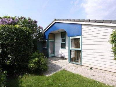Photo for Beachpark 23 chalet in quiet holiday park near beach and sea