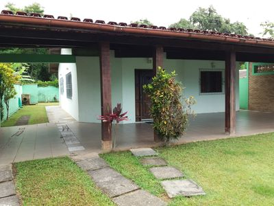 Photo for HOUSE AMPLA IN CARAGUATATUBA TO 500M FROM THE BEACH OF MASSAGUAÇU!  ACCOMMODATES 10 PEOPLE