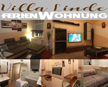 Photo for Villa Linde - High quality equipped 2. Room apartment right in the center