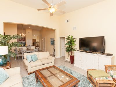 Photo for CB 964 Newly remodeled TOP FLOOR PENTHOUSE - just steps to the beach!!