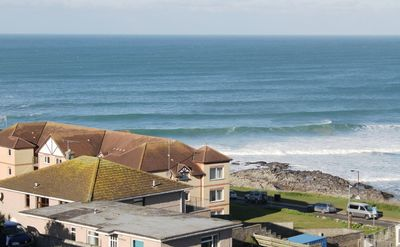 Photo for 1BR Apartment Vacation Rental in Newquay, Cornwall