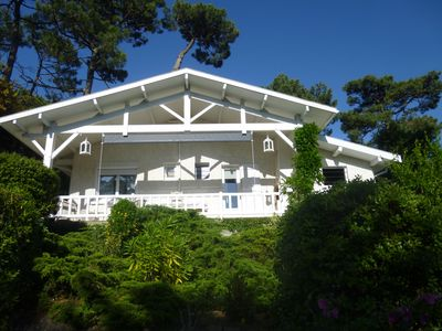 Photo for Pyla sur Mer, villa 300m from the sea and 1km from the dune, Arcachon