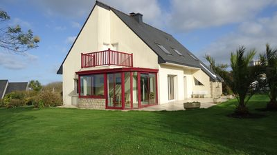 Photo for 3BR Villa Vacation Rental in Trélévern, Bretagne