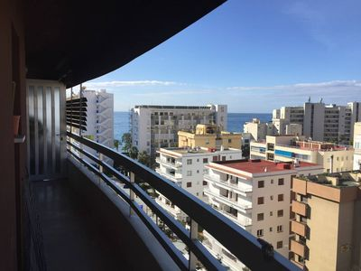 Photo for Parque Marbella 29Bbis Central Penthouse with views