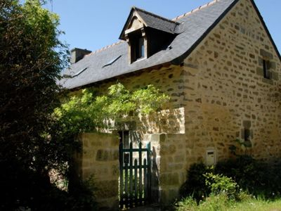 Photo for Cosy holiday home with terrace and garden near Quimperlé.