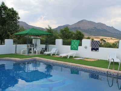 Photo for Self catering Cortijo El Pino for 18 people