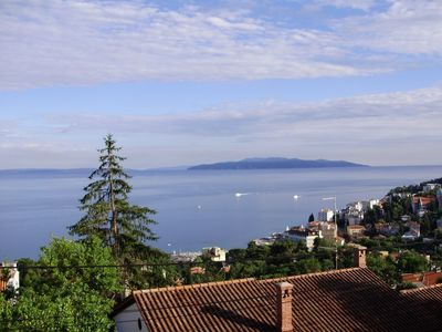 Photo for Apartment SF  - Opatija, Kvarner, Croatia