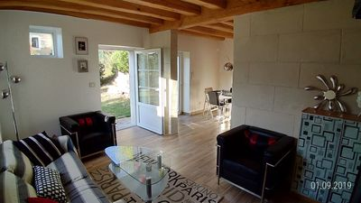 Photo for Charming cottage near Beauval Zoo