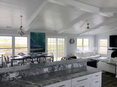Photo for Spectacular Marsh & Intracoastal View