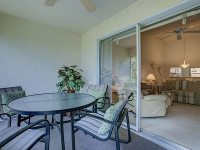 Photo for Gated Community with Free Wifi, Optional $250 Clubhouse Transfer for Golf and Har Tru Tennis Courts