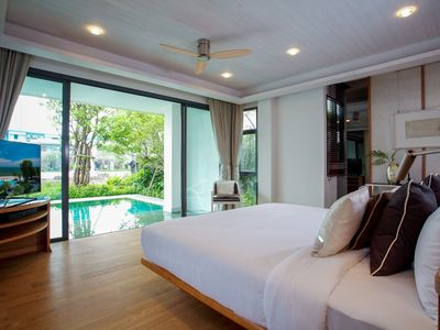Photo for 3BR Residence Pool Villa
