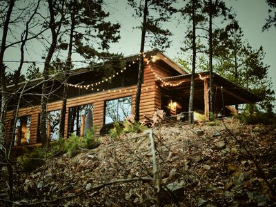Photo for 4 BR Secluded Mountain Cabin with Beautiful Views. Every 3rd Night is FREE