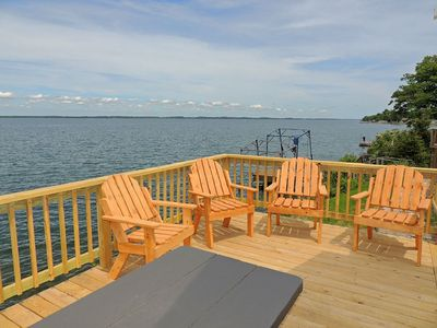 Photo for Amazing views of the St. Lawrence River