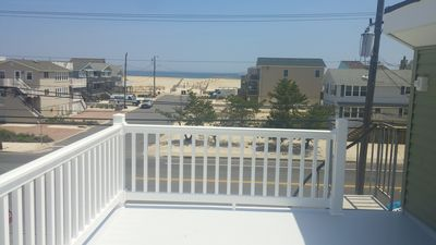 Photo for 6th House From The Beach And 1 Mile To Downtown Beach Haven!