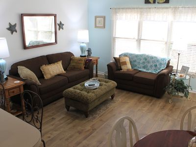 Photo for Sea Trail Resort--Beach 1 Mile, On Golf Course, Ground Level, Linens Provided