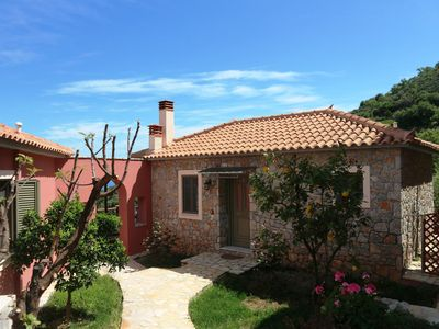 Photo for DIO GUESTHOUSES - VILLA VIGLA 3 B/R VILLA WITH PRIVATE GARDEN AND SWIMMING POOL