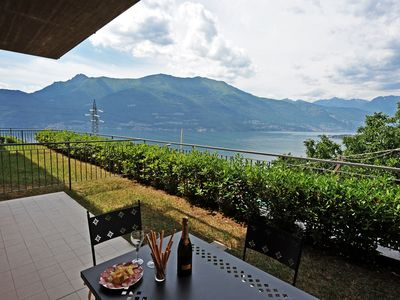 Photo for 2BR Apartment Vacation Rental in Varenna (Bellano)
